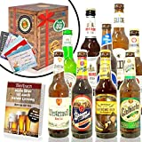 Bier Geschenk Männer/Deutsche Biersorten/Geburtstag Geschenkideen Männer