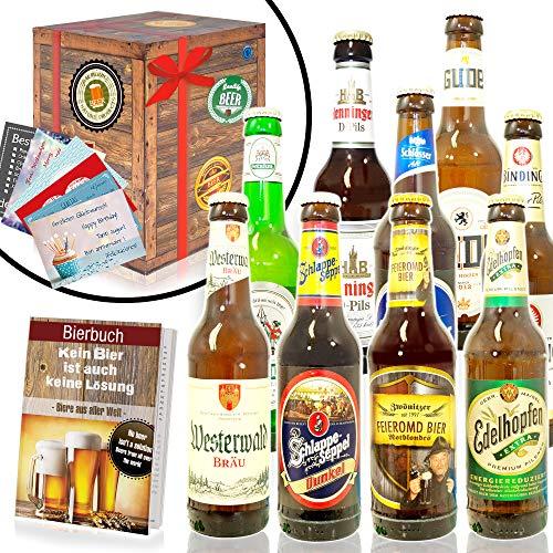 Bier Geschenk Box/Geschenk zu Geburtstag/Deutsches Bier