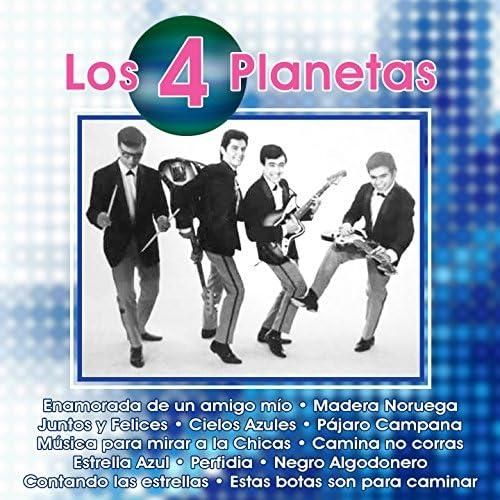 Los 4 Planetas