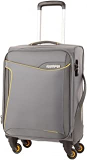 American Tourister Applite Softside Spinner Luggage with 3 digit Number Lock