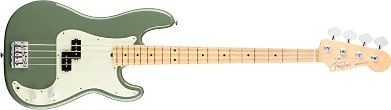 Fender American Professional Precision Bass Maple Fingerboard Antique Olive