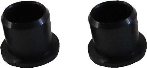 MTD 2 Pack Genuine 741-0660A Flange Bearing for Bolens Craftsman Troy-Bilt White