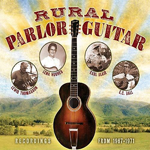 Rural Parlour Guitar