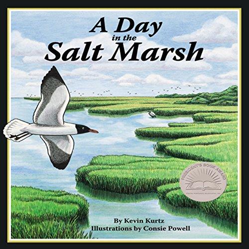 A Day in the Salt Marsh audiobook cover art