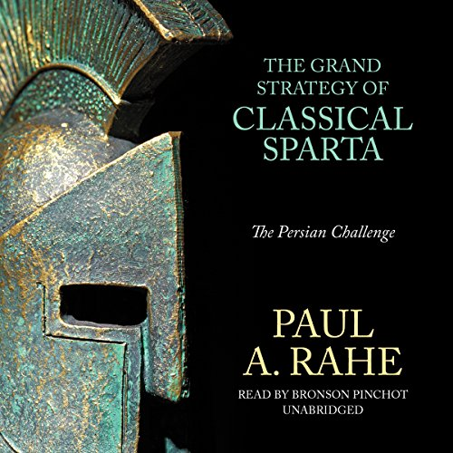 The Grand Strategy of Classical Sparta Titelbild