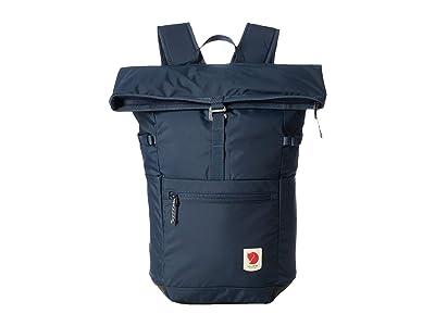 Fjallraven High Coast Foldsack 24 (Navy) Backpack Bags