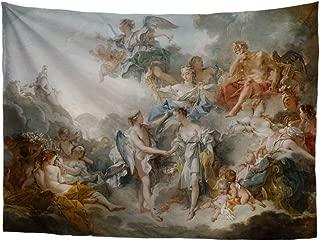 greek mythology tapestry