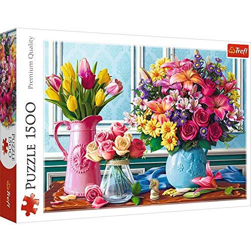 Trefl 26157 Puzzles 1500 Puzzels, farbig
