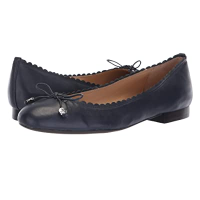 LAUREN Ralph Lauren Glennie (Dark Midnight Super Soft Leather) Women