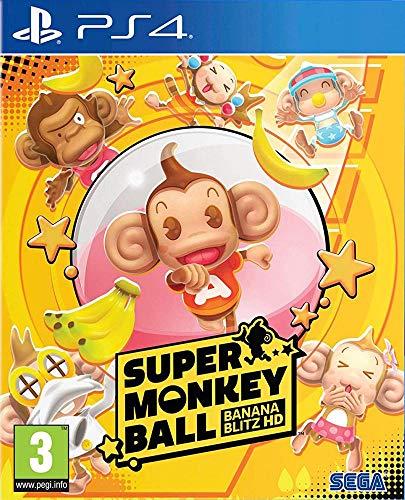Super Monkey Ball : Banana Blitz HD