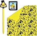 Angry Birds Stylus Essentials Set - 3PC: Yellow Bird (Nintendo 3DS/DS)