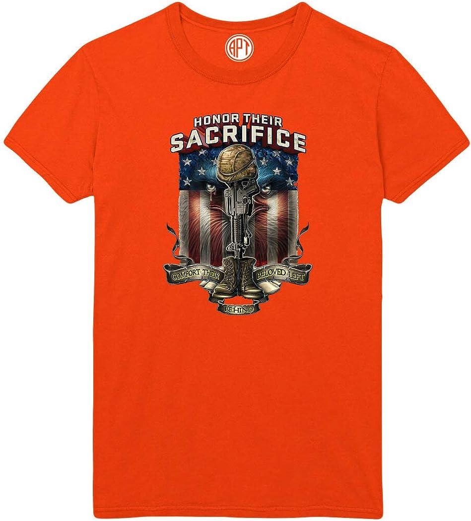 Honor Their Sacrifice Printed T-Shirt