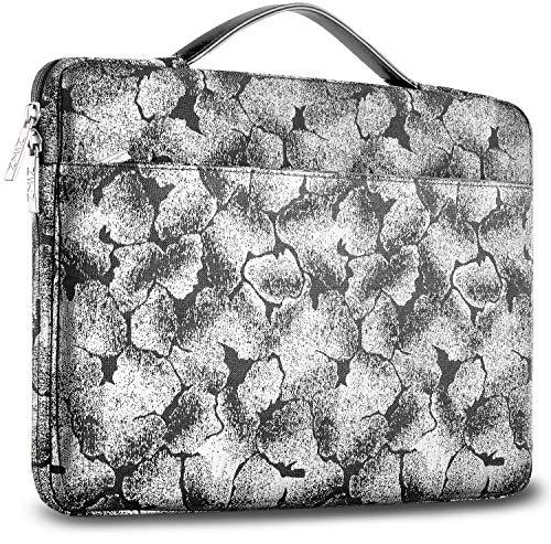 ZINZ 15 15,6 16 Pouces Housse de Protection Ordinateur Portable, Sac à Main Mallette Housse, Laptop Sleeve Sacoche…