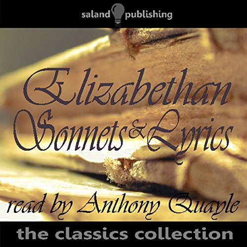 Elizabethan Sonnets & Lyrics audiobook cover art