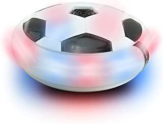 MICKYU Air Hover Ball Toys Floating Disk Soccer Kids Indoor Outdoor Board Games