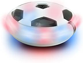 MICKYU LED Hover Soccer Ball - Air Power Training Ball Playing Football Game - Soccer Toys for Kids