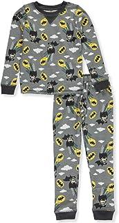 Cuddl Duds Batman 2-Piece Thermal Long Pajama Set-Toddler