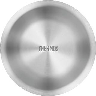 サーモス アウトドアシリーズ 皿 真空断熱ステンレスボウル 14.5cm ROT-001 S