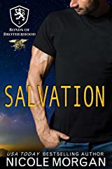 Salvation: A Navy SEAL, Hometown Hero, Happily Ever After Novel (Bonds of Brotherhood Book 2) Kindle Edition