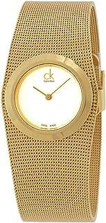 Calvin Klein Women's Quartz Watch K3T23526