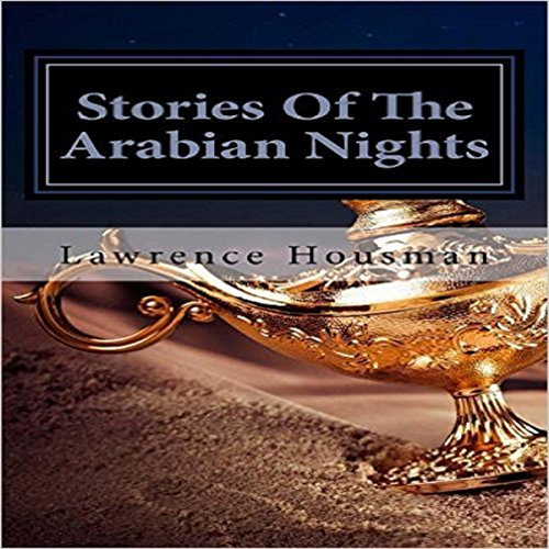 Stories of the Arabian Nights audiobook cover art