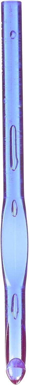 Susan Bates 12407-M 5-1 2-Inch Store 5% OFF Hook Acrylic Crochet Crystallites