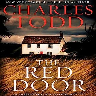 The Red Door audiobook cover art