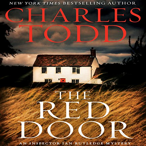 The Red Door audiobook cover art