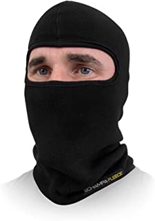 Schampa Fleece Balaclava (Black)