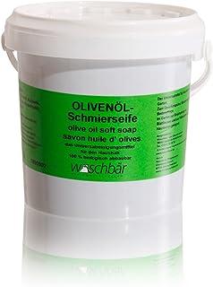 Olivenöl Schmierseife 1 kg - universell einsetzbar & sehr ergiebig