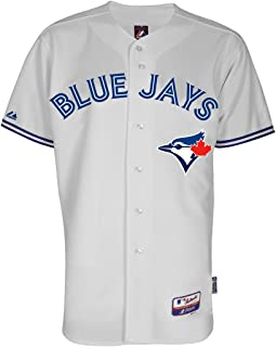 Majestic Toronto Blue Jays Home White Authentic Jersey