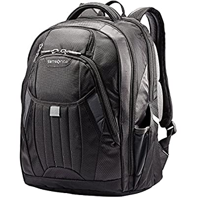 Samsonite Tectonic 2 Large Backpack, Black, 18 x 13.3 x 8.6 by Samsonite Corporation