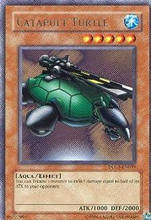 Yu-Gi-Oh! - Catapult Turtle DLG1-EN039 Rare Dark Legends