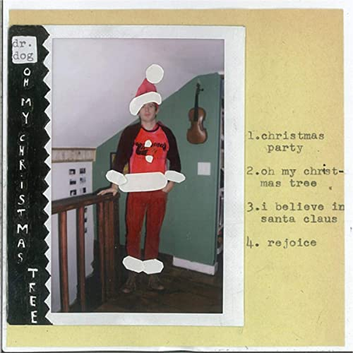 Cover Dr Dog - Christmas party
