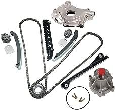 MOCA Timing Chain & Water Oil Pump Kit for 1997-2001 Ford E-150 E-250 Econoline & F-150 F-250 & Expedition 5.4L V8 SOHC M L W