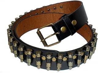 Steampunk Brass Silver Bullet Belt