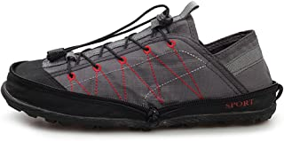 GOMNEAR Men Women Portable Folding Outdoor Travel Shoes Lightweight Flexible Storage Carrying Pocket Sneakers