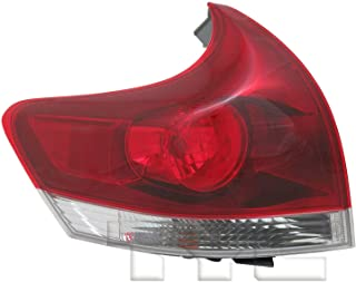 TYC 11-6486-90-1 Replacement Left Tail Lamp for Toyota VENZA