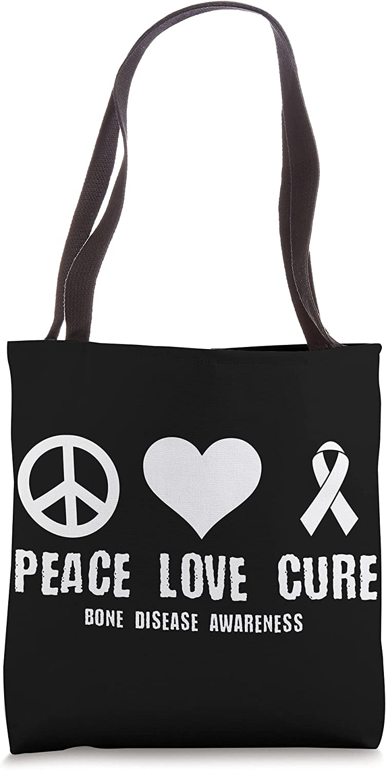 Bone OFFicial mail order Disease Awareness chondrosarcoma shipfree Family Tote Related Member