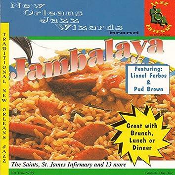 Jambalaya - Traditional New Orleans Jazz