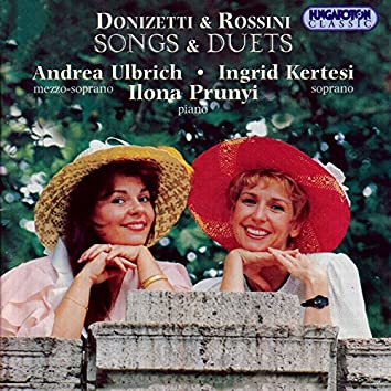 Donizetti / Rossini: Songs and Duets