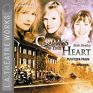 Crimes of the Heart                   By:                                                                                                                                 Beth Henley                               Narrated by:                                                                                                                                 Ray Baker,                                                                                        Donna Bullock,                                                                                        Arye Gross,                   and others                 Length: 1 hr and 58 mins     37 ratings     Overall 4.1