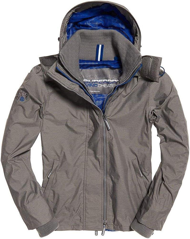 Superdry Tech Hood Pop Zip SD-Windcheater Jacket