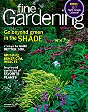 fine gardening magazine subscription