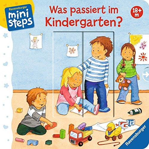 Ravensburger 04067 was passiert im Kindergarten?