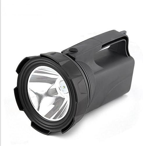 SHDTNG Lampe de Poche à Longue portée importée LED sécurité Patrol Lampe de Poche