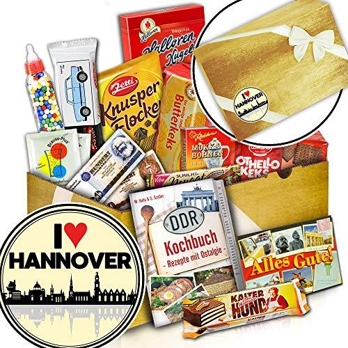 Süßigkeiten verschenken + Geburtstagsüberraschung Hannover + I love Hannover