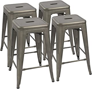 Best industrial style bar stools for sale Reviews