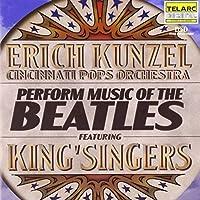 Music Of The Beatles by Erich Kunzel (2001-08-28)