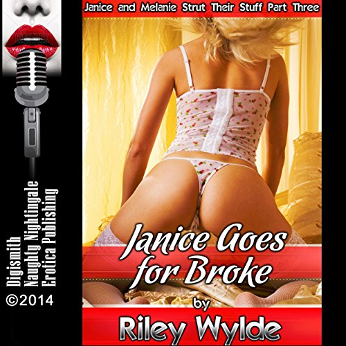Janice Goes for Broke audiobook cover art